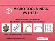 Micro Tools India Private Limited Haryana INDIA