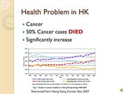 Health problem in HK