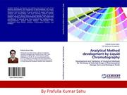 Analytical Method development by Liquid Chromatography