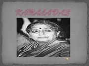 PPT on kamala das