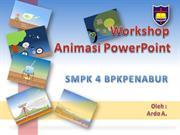 animation with powerpoint