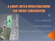 A SMART METER INFRASTRUCTURING FOR ENERGY CONSERVATION - Copy BY PRAJI