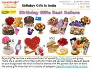 Birthday Gifts to India, Send Online Birthday Gifts to India