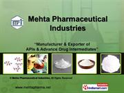 Mehta Pharmaceutical Industries, Maharashtra, India