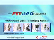 For Bro Engineers, Maharashtra, India