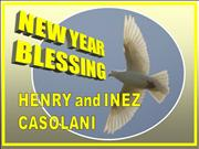 Henry and Inez Casolani - New Year
