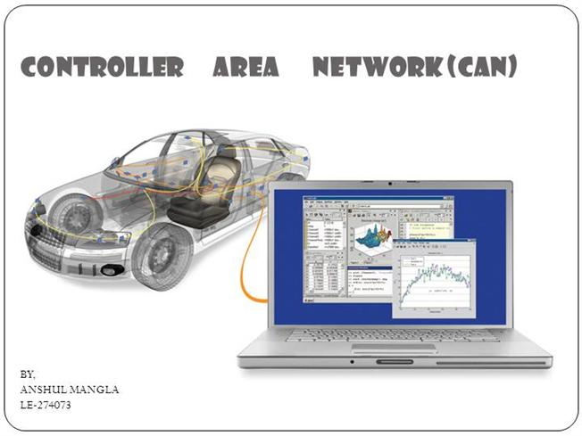 Bookcover of CAN - Controller Area Network