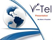 Vi-Tel Opportunty PowerPoint for Distributors
