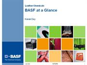 BASF at a glance