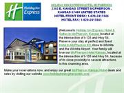 Holiday Inn Express Hotel & Suites in McPherson, Kansas