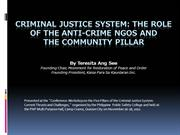 Criminal Justice System-111611