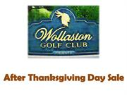 Day After Thanksgiving Day Sale Email
