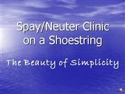 Spay Neuter Road Trip Map