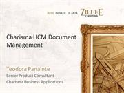 Charisma HCM Document Management