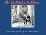 Florida Winter Holidays