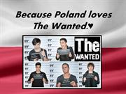 Because Poland love The Wanted(4)
