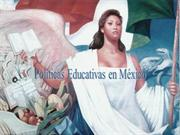 Tendencias y Polticas Educativas en Mxico