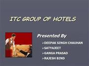 ITC GROUP OF HOTEL