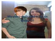 My video dedicated to Justin Bieber !!!