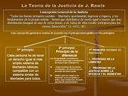 John Rawls A Theorie of Justicie