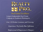 Realty Pro Recruiting Video