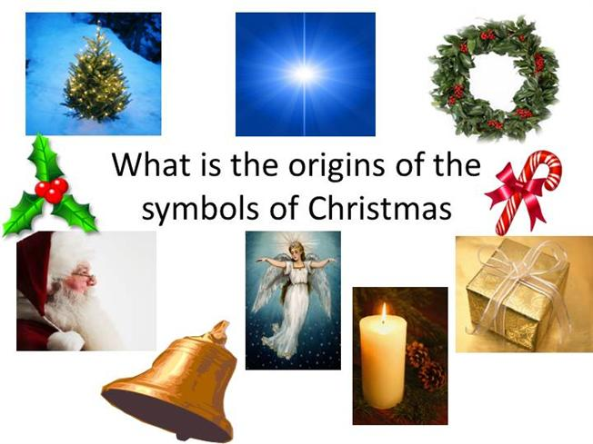The Meaning Of The Symbols Of Christmas Authorstream