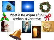 The meaning of the symbols of Christmas