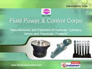 Fluid Power and Control Corpo Maharashtra India