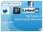 Emarketing - The Future of Online Social Networks