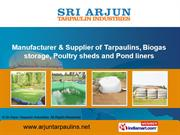 Sri Arjun Tarpaulin Industries Tamil Nadu India