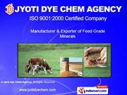 Jyoti Dye Chem Agency Maharashtra India
