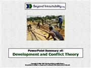 development_and_conflict_theory.