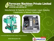 Ferrocare Machines Private Limited Maharashtra India