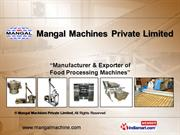 Mangal Machines Private Limited Punjab India