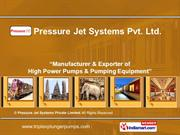 Pressure Jet Systems Private Limited Gujarat India