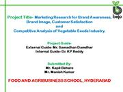 Kapil Behare Final Project ppt