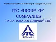 ITC  GROUP  OF