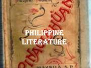 philippine literature full version