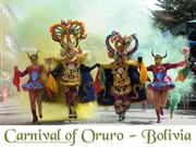 Bolivia - Carnival of Oruro