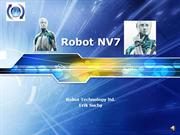 Product presentation- NV7 robot