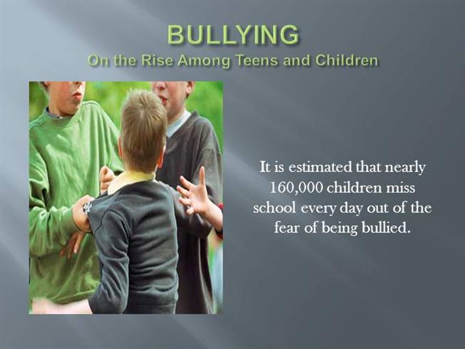 Bullying powerpoint authorstream toneelgroepblik Images