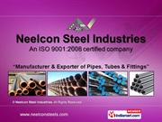 Neelcon Steel Industries Maharashtra India