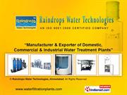 Raindrops Water Technologies Gujarat  India