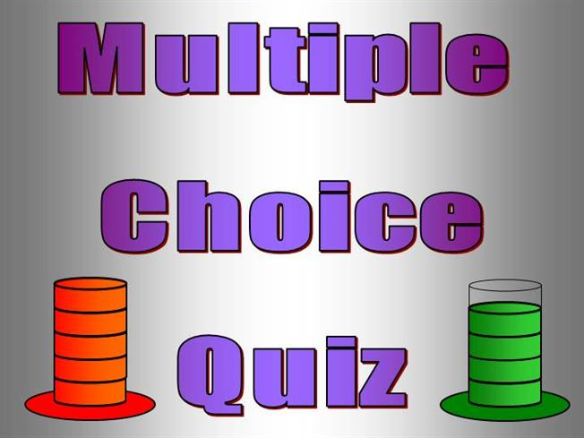 Interactive Tefl Game Template - Quiz - Multiple Choice |Authorstream