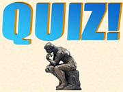Interactive TEFL Game Template - Thinker Quiz