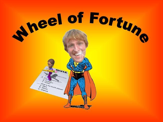 Interactive TEFL Game Template - Wheel of Fortune |authorSTREAM