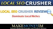 Local SEO Crusher Review and Bonuses