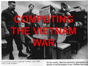 computing in the vietnam war
