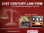 21st Century Law Firm Delhi India