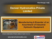 Danver Hydromatics Private Limited West Bengal India